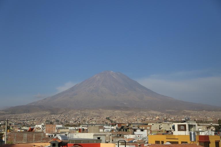 Arequipa El Misti